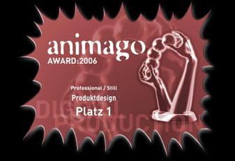 animago AWARD verliehen durch das Fachmagazin Digital Production