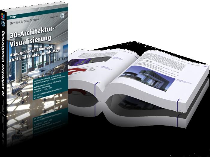 3D Architektur Visualisierung Fachbuch