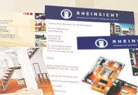 Exposes und Broschueren im Immobilien Marketing